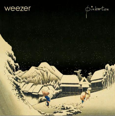 Weezer albums ranked Pinkerton
