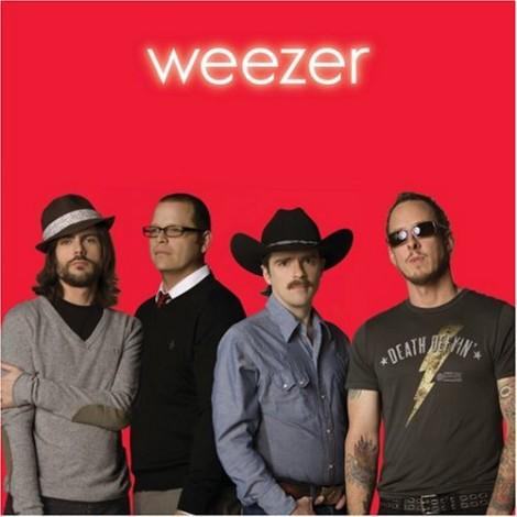 Weezer albums ranked Red Album
