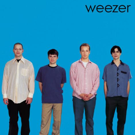 Weezer albums ranked Blue Album