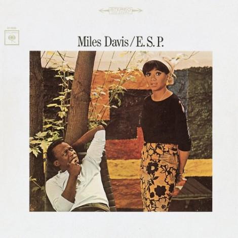 Miles Davis discography ESP