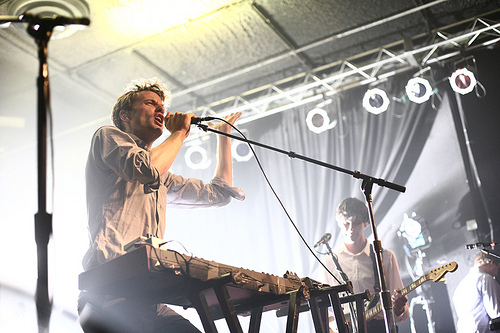 Cut Copy live in San Diego, 2011