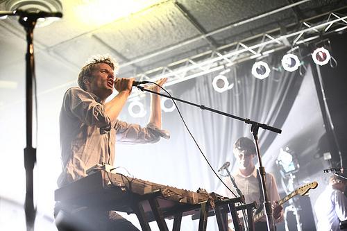 Cut Copy live in San Diego, 2011