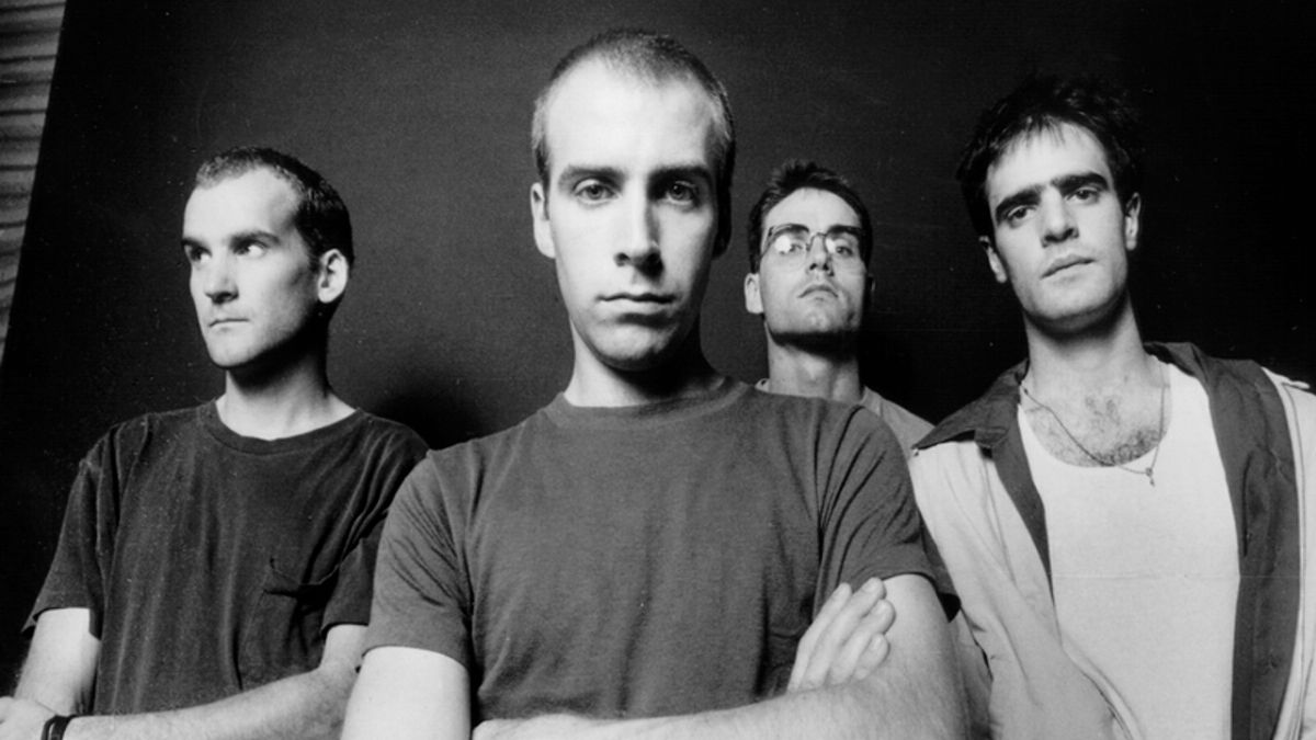 Fugazi complete discography albums ranked
