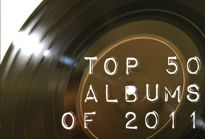 Top 50 albums of 2011