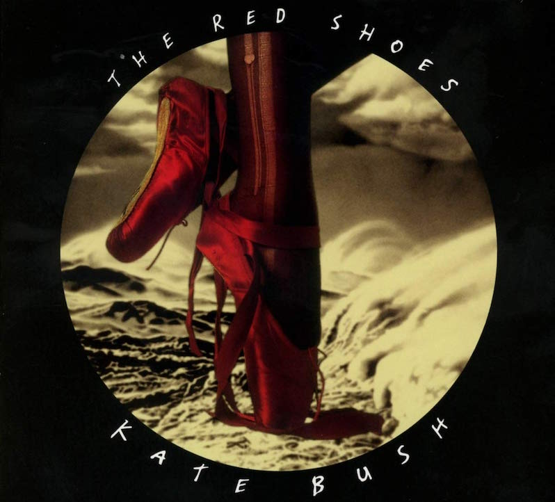 Kate Bush albums ranked The Red Shoes
