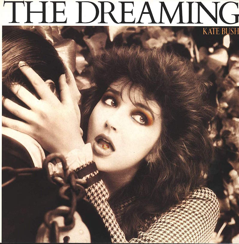 Kate Bush albums ranked The Dreaming