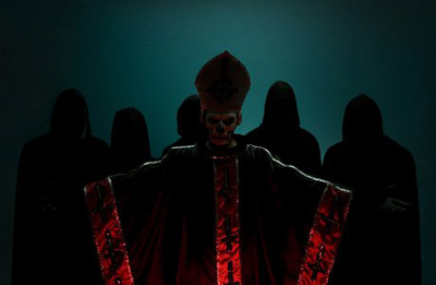 The Nameless Ghoul gives his blessing