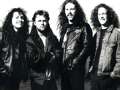 Metallica at their thrashiest