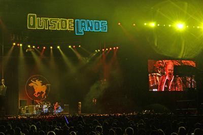 Outside Lands 2012