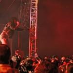 Sleigh Bells FYF Fest 2012