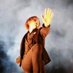 Refused at FYF Fest 2012