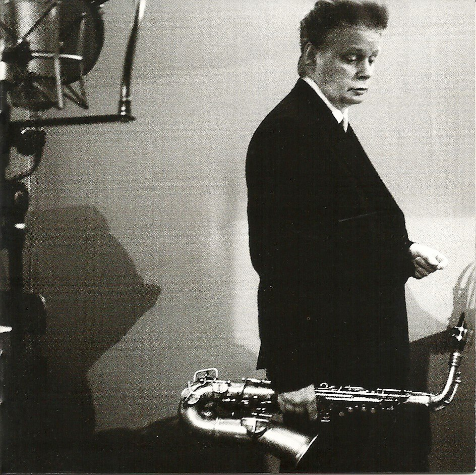 Punk songs with saxophone James Chance