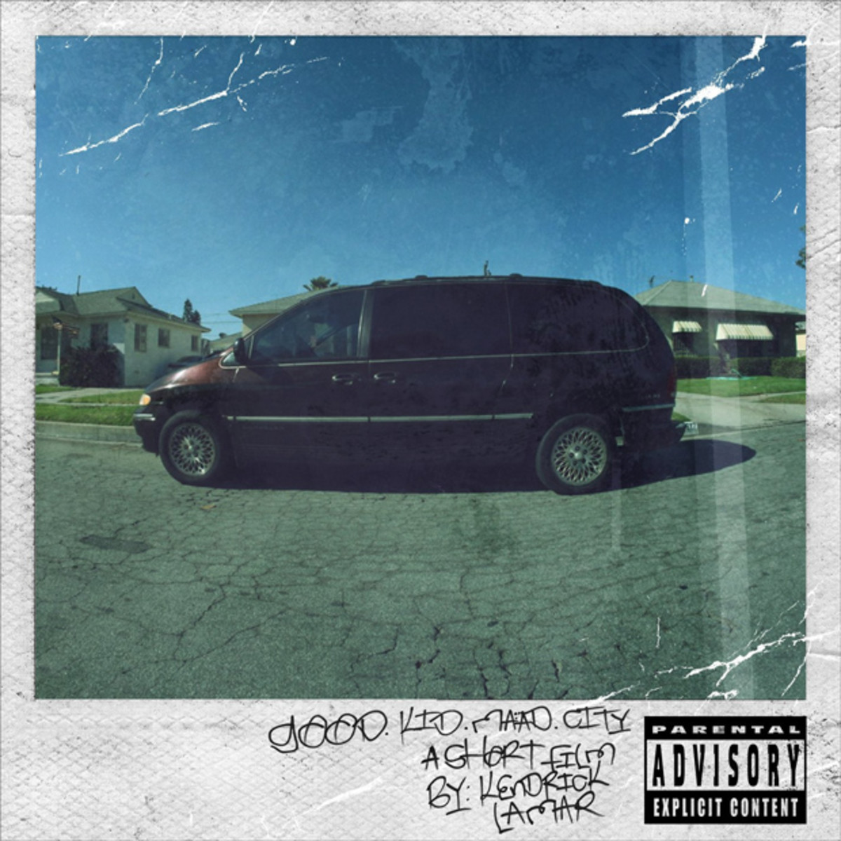 Kendrick Lamar good kid m.a.a.d. city review
