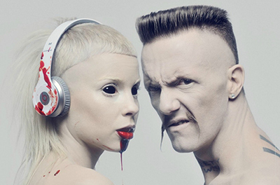 History's Greatest Monsters of 2012, including Die Antwoord