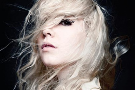 video interview with Katie Stelmanis from Austra
