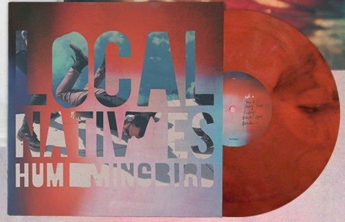 Local Natives Hummingbird vinyl