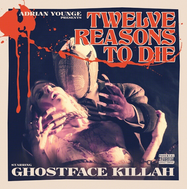 Ghostface - Twelve Reasons