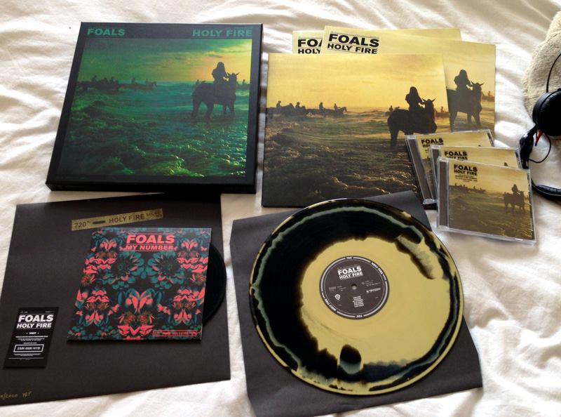foals deluxe edition