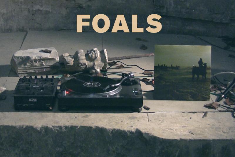 Foals stream