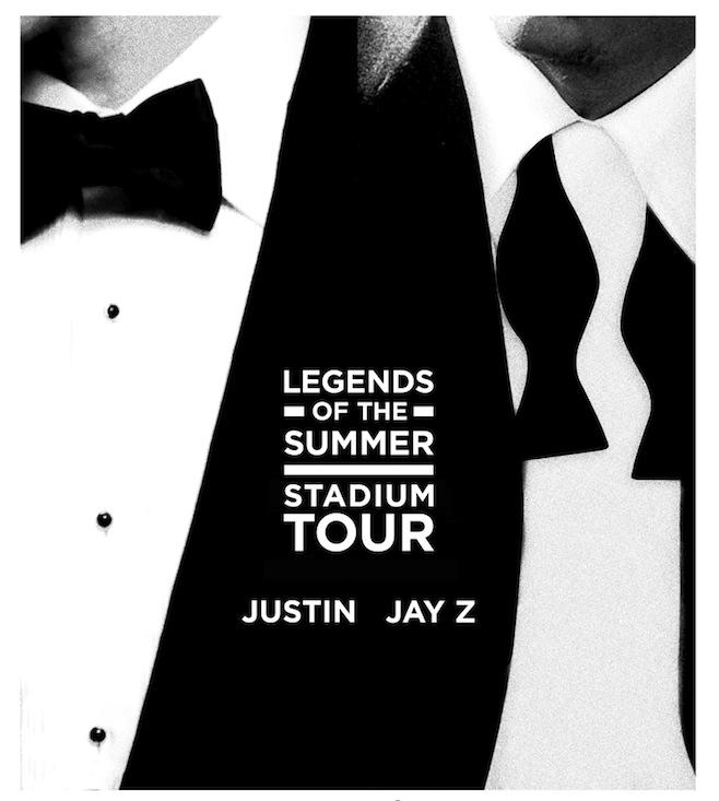 Legends of the Summer tour