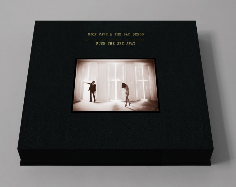 Nick Cave deluxe box