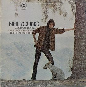 best road trip albums Neil Young - Everybody Knows