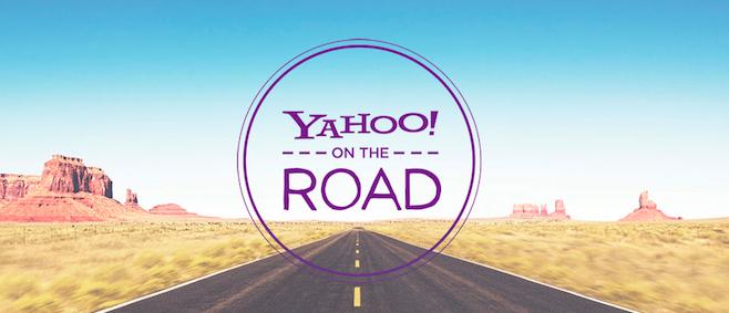 Yahoo! traveling festival