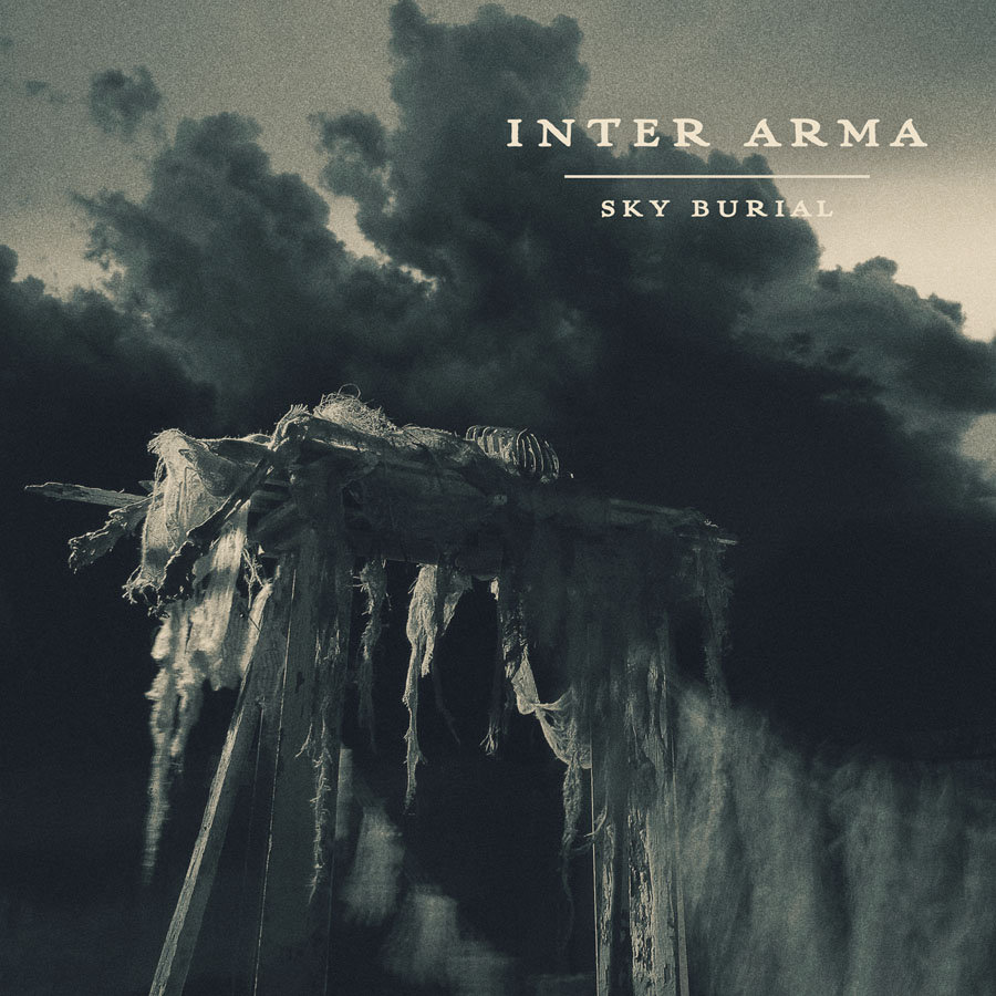 Inter Arma Sky Burial review