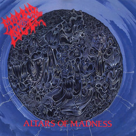 essential death metal Morbid Angel - Altars of Madness
