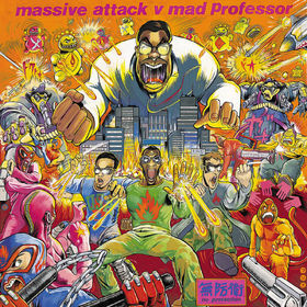 Massive Attack/Mad Professor - No Protection