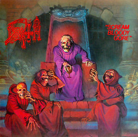 essential death metal albums Death - Scream Bloody Gore