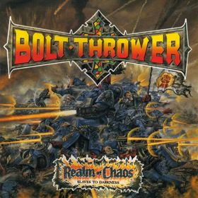 essential death metal albums Bolt Thrower - Realm of Chaos