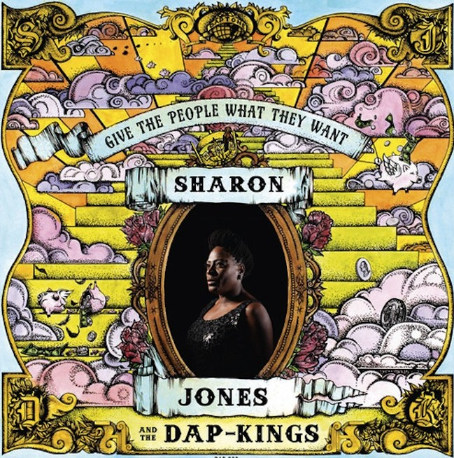 Sharon Jones - Give the People