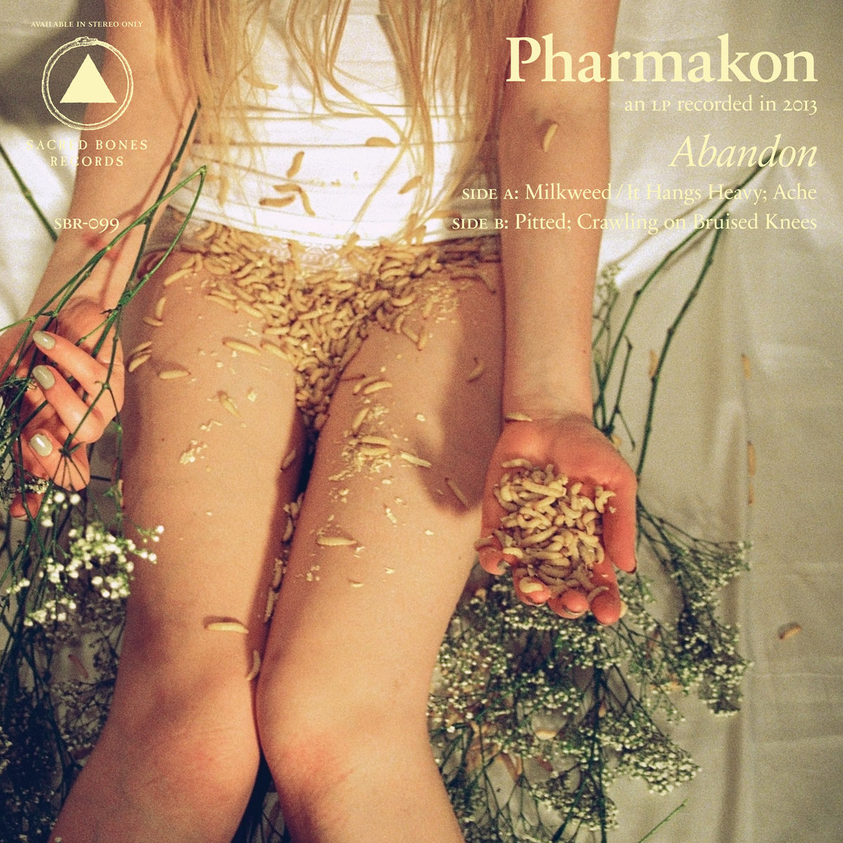 Pharmakon Abandon review