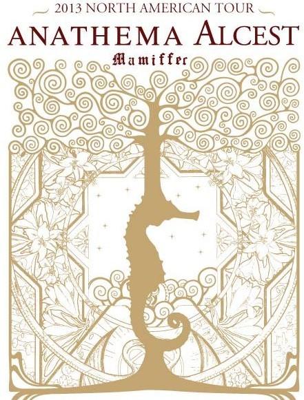 Alcest tour
