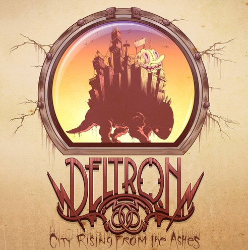 Deltron - City Rising