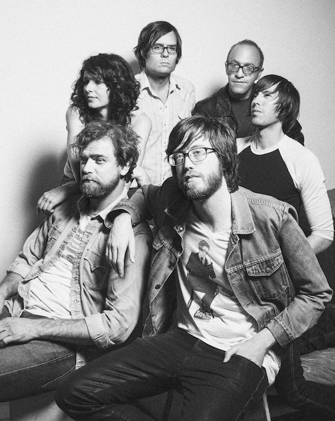 Okkervil River Announce New Album, The Silver Gymnasium