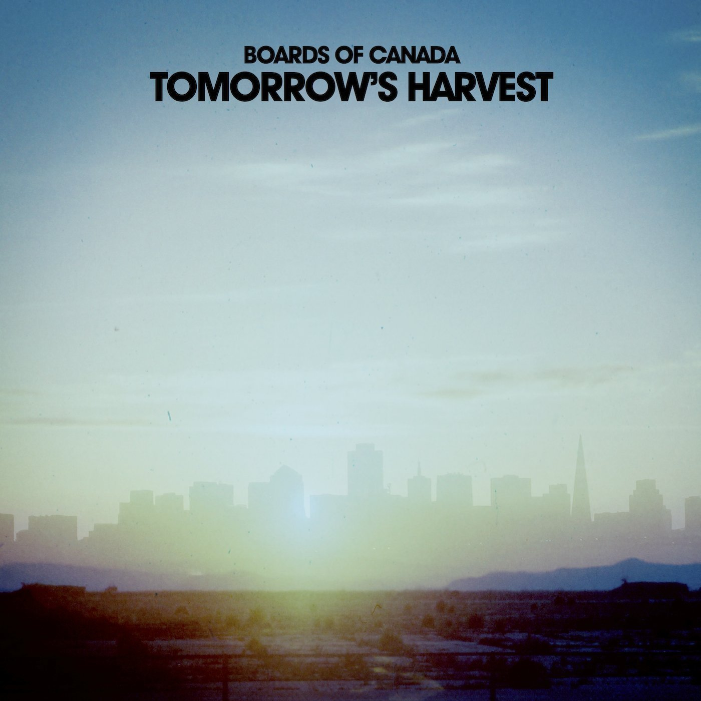 Boards of Canada Tomorrow's Harvest review