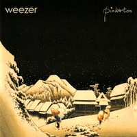 best alternative rock albums of the 90s Weezer - Pinkerton