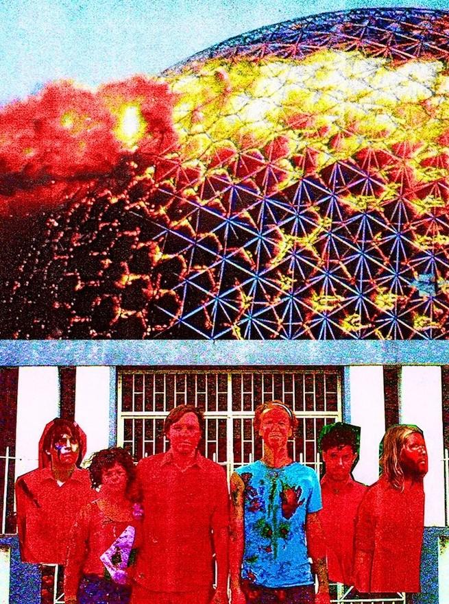 Arcade Fire album 4