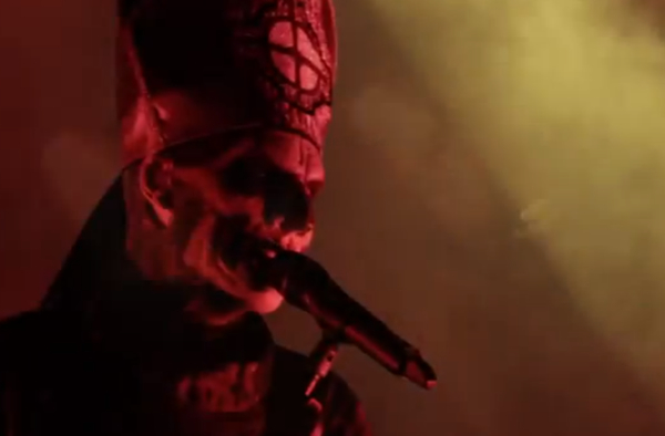 Ghost BC - Monstrance Clock