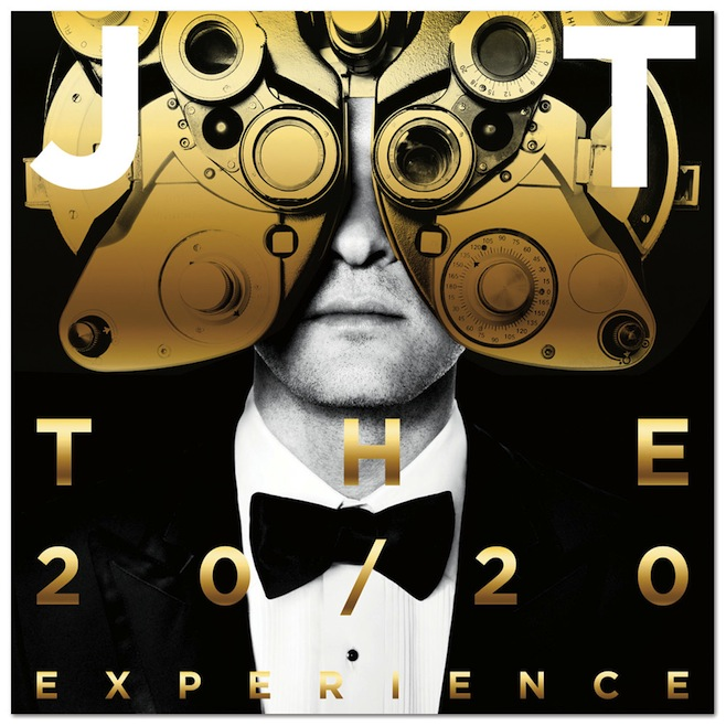 Justin Timberlake - The 20/20 Experience Part 2