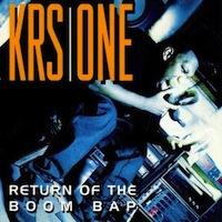 KRS One - Return of the Boom Bap
