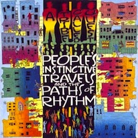 A Tribe Called Quest - People's Instinctive Travels