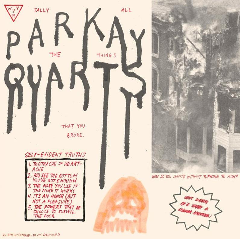 Parquet Courts - EP
