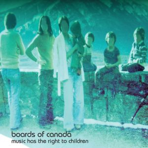 Boards of Canada - Music Has the Right