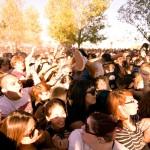 FYF Fest crowd.