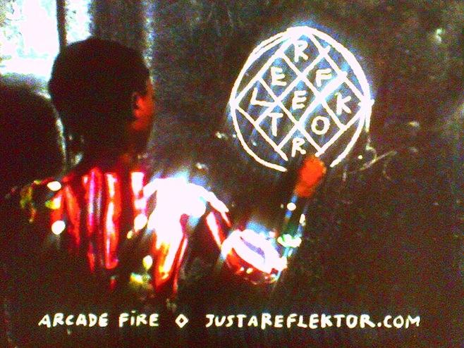 Arcade Fire - Reflektor video