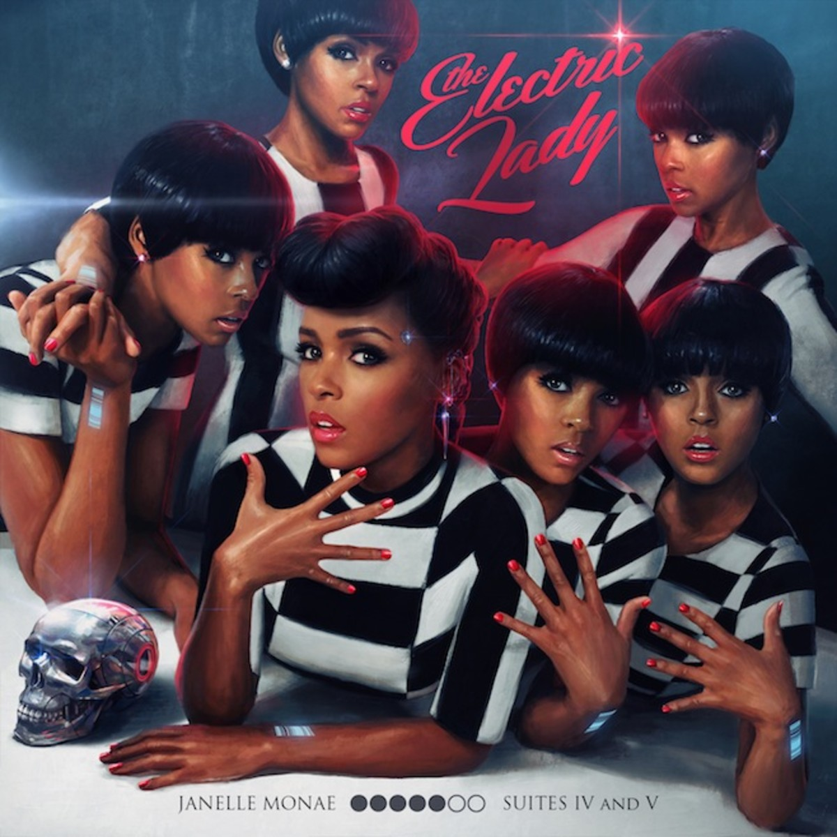 Janelle Monae electric lady review