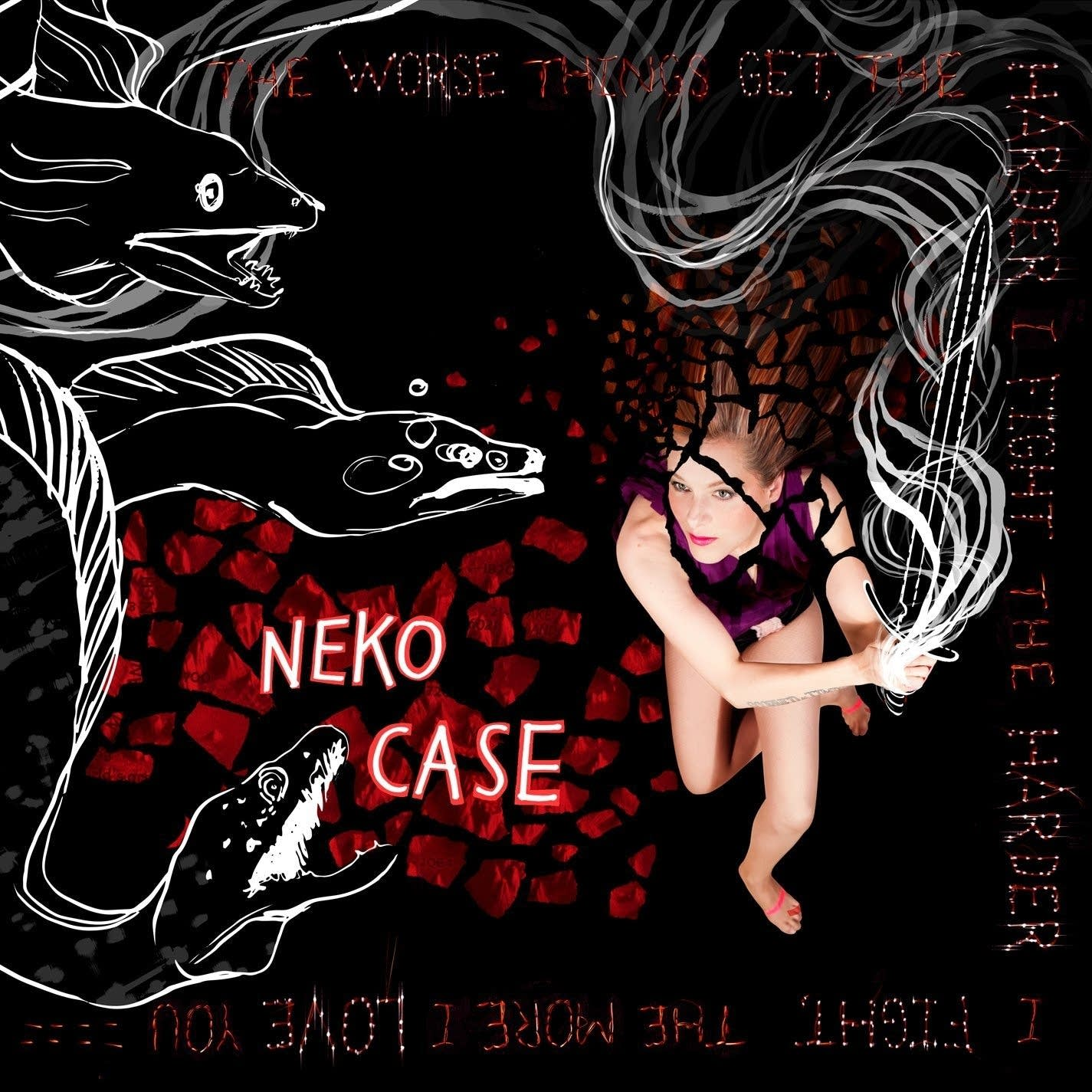 Neko Case The Worse Things Get review